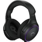 Test słuchawek Cooler Master MH650 - tkanina, wygoda, gaming