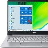 Acer Swift 3 - Test procesorów AMD Ryzen 5 4500U i Ryzen 7 4700U