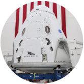 SpaceX: Kapsuła Crew Dragon Resilience w drodze na stację ISS