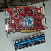 Karta graficzna HIS Radeon X1600 Pro Dual Interface