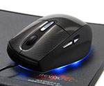 Revoltec Fightmouse Advanced - Steel Grid