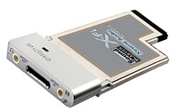Sound Blaster X-Fi Xtreme Audio Notebook