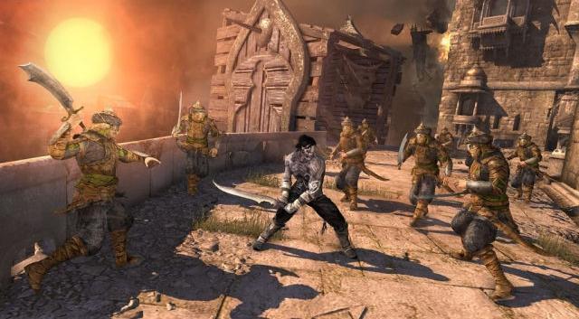 Prince of Persia: Zapomniane Piaski / Prince of Persia: The Forgotten Sands (2010) PAL.PL.XBOX360-SKAZA / Polska Wersja Językowa