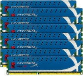 64 GB zestaw Kingston HyperX dla Intel X79