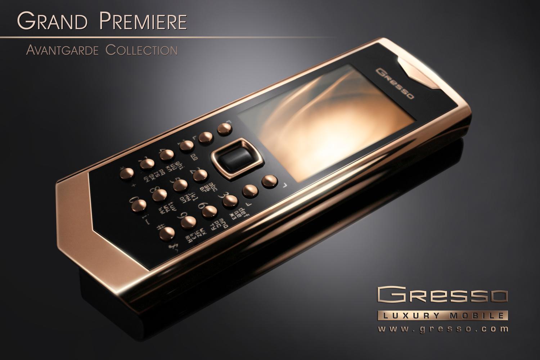 Avantgarde Grand Premiere Telefon Za 50 000 Dolar 243 W Od