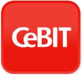 CeBIT 2012 - Stoisko ze sprzętem sieciowym TP-Link