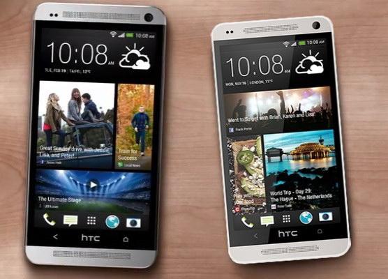Smartfon HTC One Mini z 4,3-calowym ekranem? | PurePC.pl