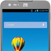 Smartfon ZTE Grand S3 ze skanowaniem tęczówki