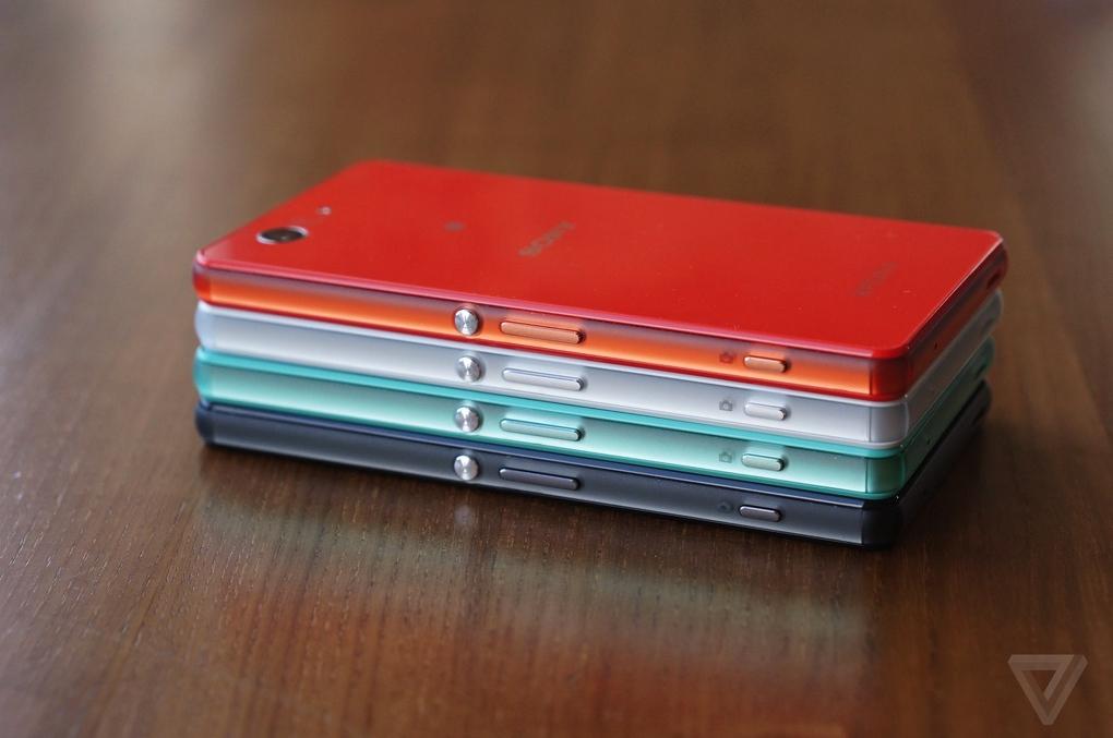 Sony xperia z3 compact oficjalnie zaprezentowana