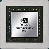 NVIDIA przywraca podkręcanie mobilnych układów GTX 900M
