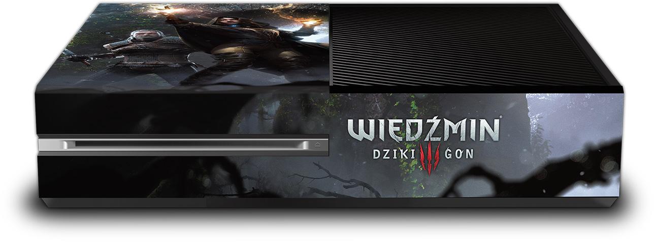 Wiedzmin 3 Dziki Gon Naklejki Na Playstation 4 I Xbox One Purepc Pl
