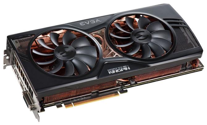 EVGA GeForce GTX 980 Ti Kingpin