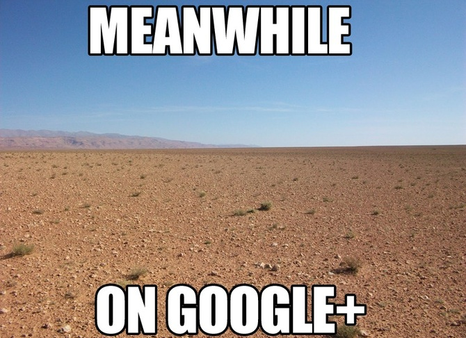 Google Plus #1