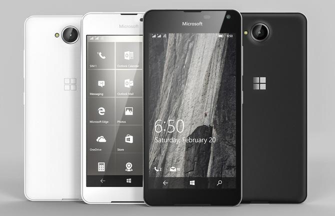 Lumia 650 #1