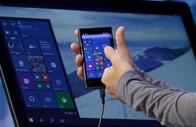 Lumia 650 #3
