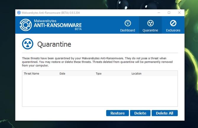 Malwarebytes Anti-Ransomware #2