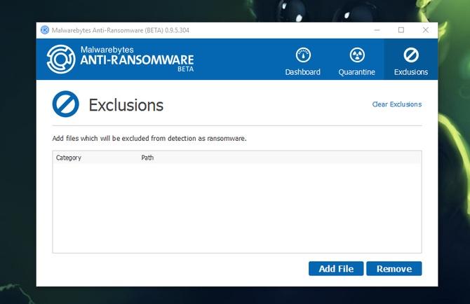Malwarebytes Anti-Ransomware #3