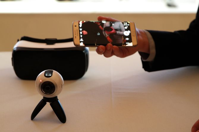 Samsung VR Gear 360 #1