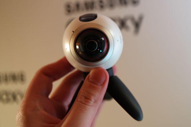 Samsung VR Gear 360 #2
