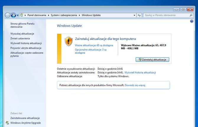 Aktualizacja Windows 10 #5