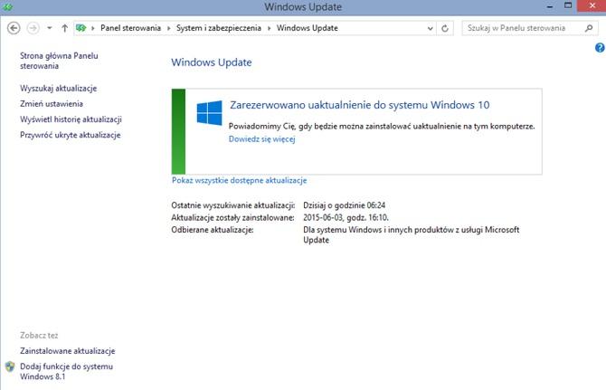 Aktualizacja Windows 10 #3