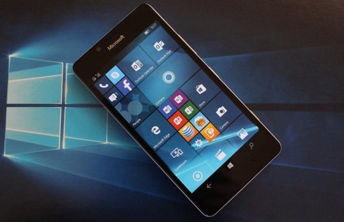 Windows 10 Mobile 10586.71