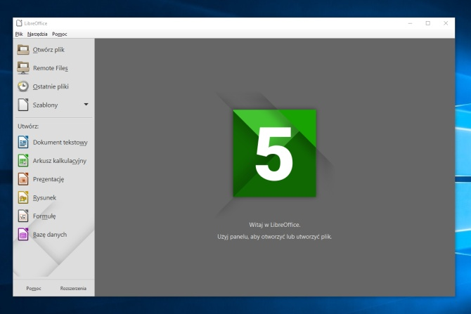 LibreOffice 5.1 #1