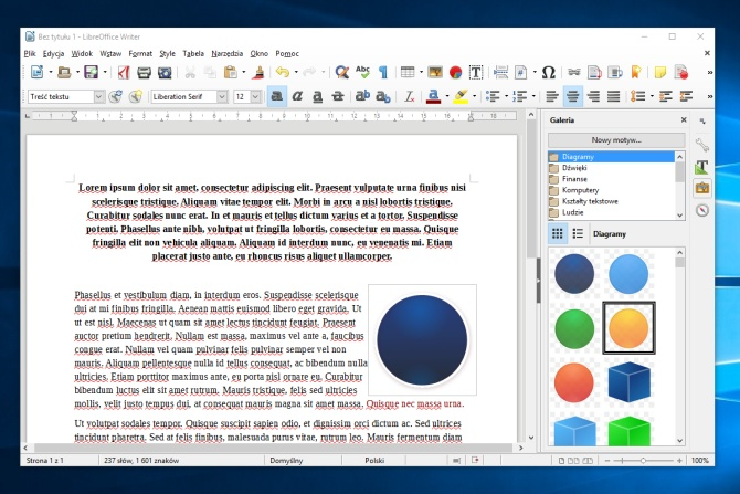 LibreOffice 5.1 #2