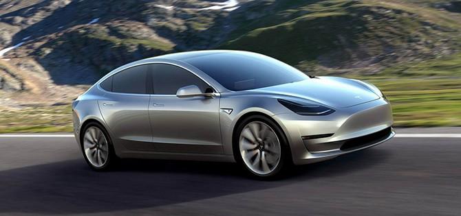 Tesla Model 3 - przyszłość samochodów elektrycznych?