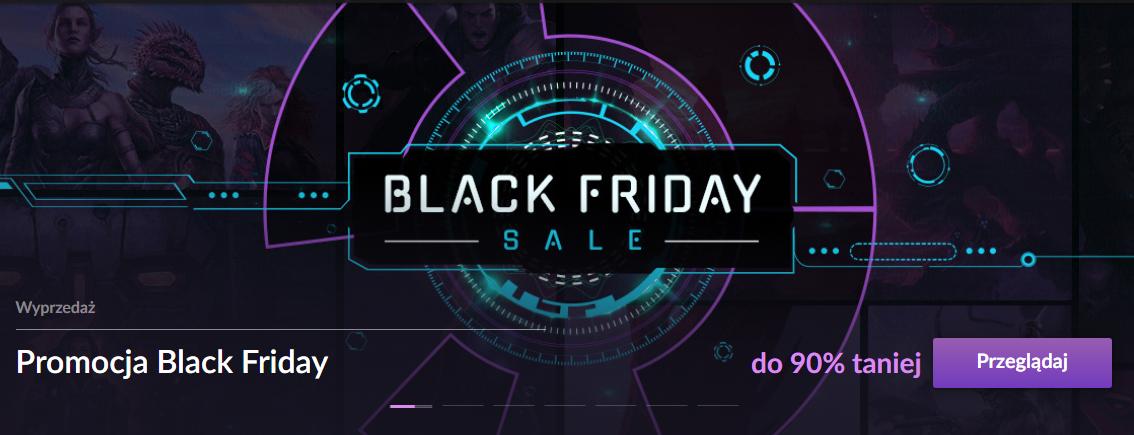 9a78494a2d4791 Na żywo: Czarny Piątek i Cyber Poniedziałek - najlepsze oferty 12:20:01. Wyprzedaż  Black Friday ...