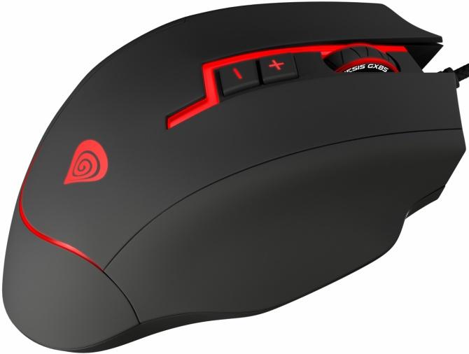 Test Natec Genesis GX85 - tania myszka do gier MMO [12]