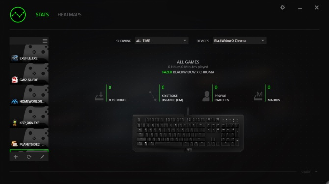 Razer BlackWidow X Chroma - Test klawiatury mechanicznej [6]
