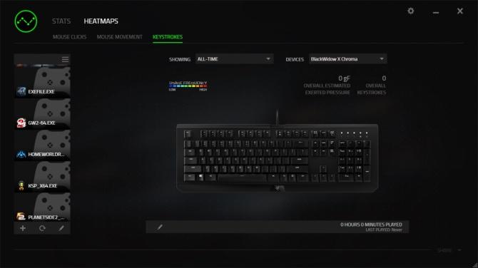 Razer BlackWidow X Chroma - Test klawiatury mechanicznej [7]