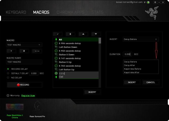 Razer BlackWidow X Chroma - Test klawiatury mechanicznej [10]