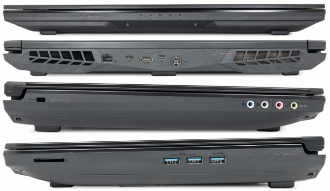 Hyperbook MS-16L1 - premierowa recenzja laptopa z GTX 1060 [8]