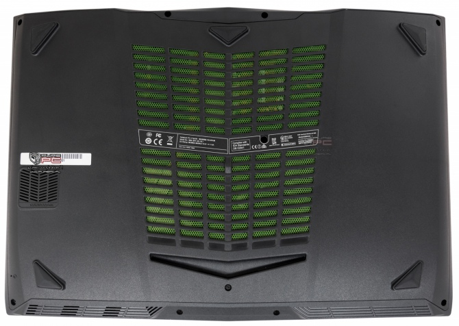 Hyperbook MS-16L1 - premierowa recenzja laptopa z GTX 1060 [9]