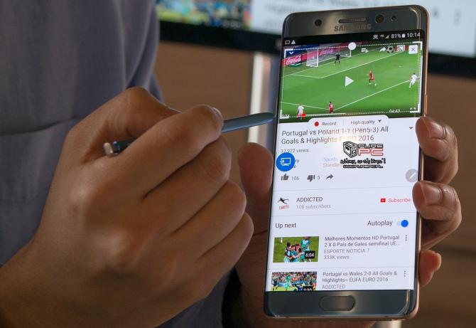Samsung Galaxy Note7 - Test bezkompromisowego phabletu [1]