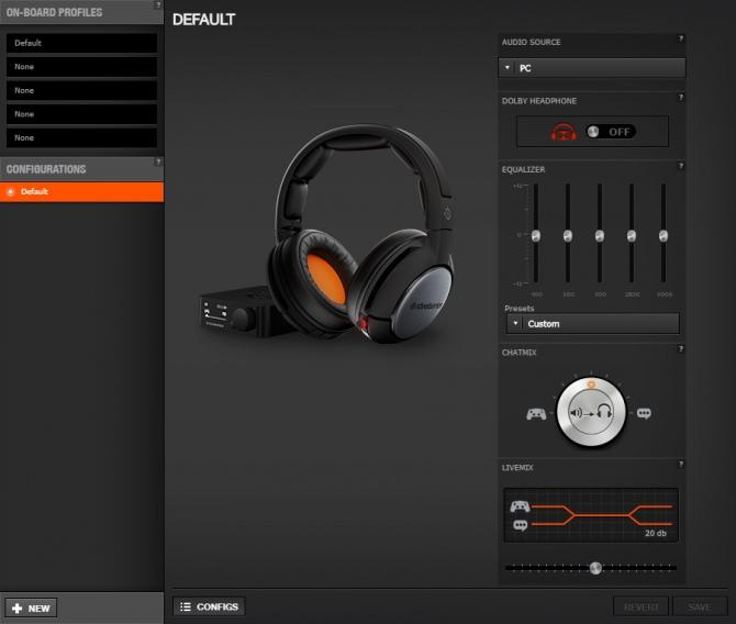 SteelSeries Siberia 840 - bezprzewodowy zestaw słuchawkowy [16]