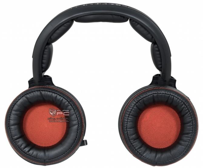 SteelSeries Siberia 840 - bezprzewodowy zestaw słuchawkowy [3]