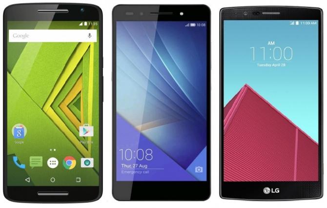 Jaki smartfon do 1500 zł - Ranking TOP 10 najlepszych modeli [1]