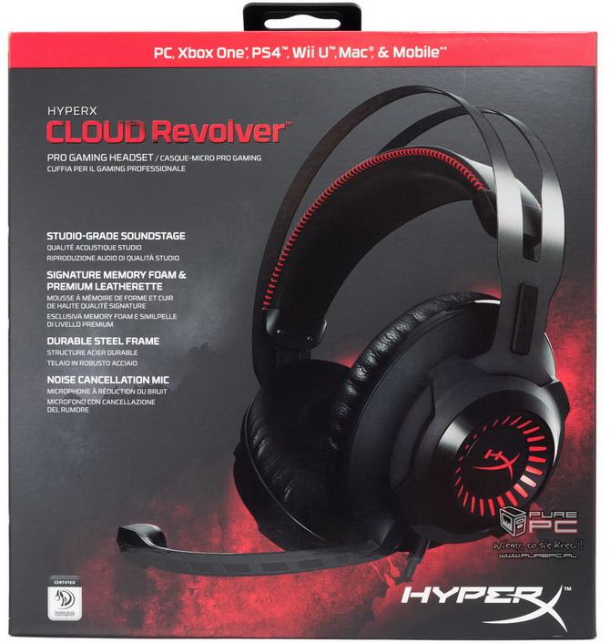 HyperX Cloud Revolver i HyperX Cloud Core - Test słuchawek [nc1]