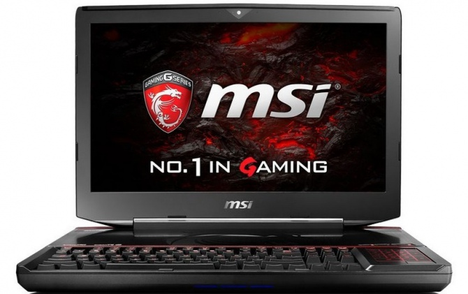 Test MSI GT83VR Titan SLI - GeForce GTX 1080 SLI w laptopie! [1]