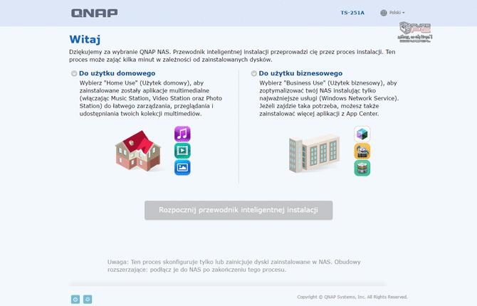 Test QNAP TS251A - Interesujący dwudyskowy serwer NAS  [nc2]