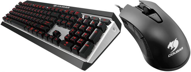 Test Cougar 500M i Attack X3 - Mysz i klawiatura dla graczy [3]