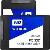 Test dysku WD Blue SSD - Pilnie zamienię talerze na flaszkę!