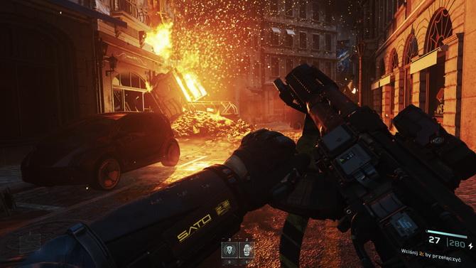 Recenzja Call of Duty Infinite Warfare  - Kosmiczna przygoda [nc5]