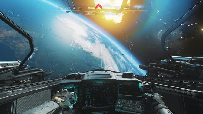 Recenzja Call of Duty Infinite Warfare  - Kosmiczna przygoda [nc7]