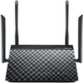 Test ASUS RT-AC1200G+ - Niedrogi router 802.11ac