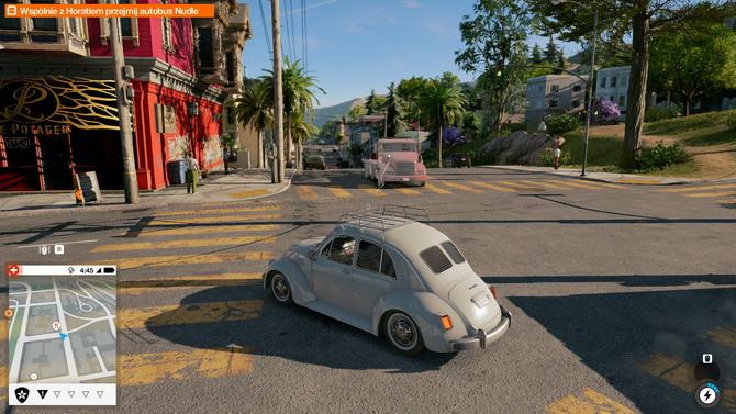 Recenzja Watch Dogs 2 PC - Nareszcie jakiś konkurent GTA V [nc20]