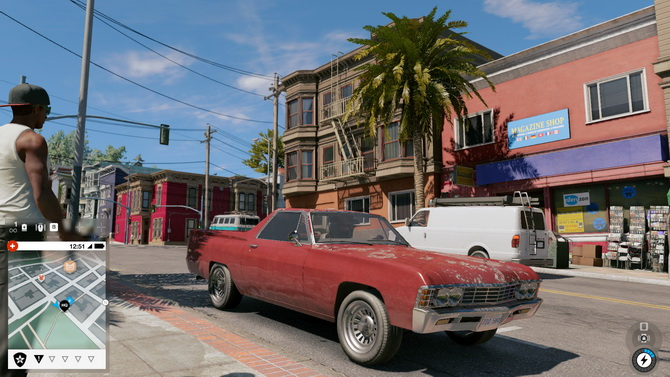 Recenzja Watch Dogs 2 PC - Nareszcie jakiś konkurent GTA V [nc23]